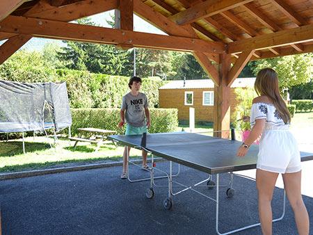 Les quipements du camping 3 toiles aigueblanche savoie for Aigueblanche piscine